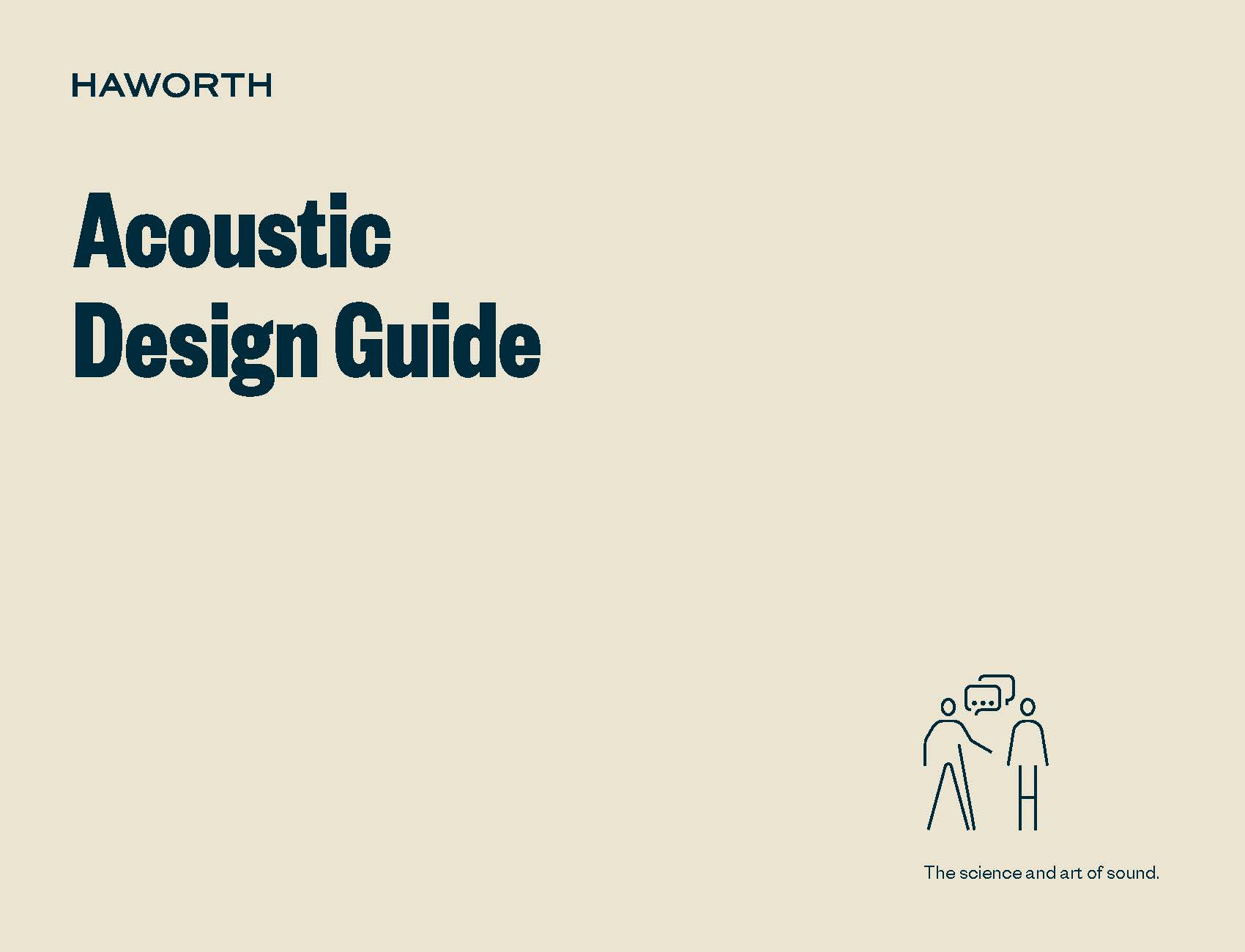Haworth_Acoustic_Design_Guide cover